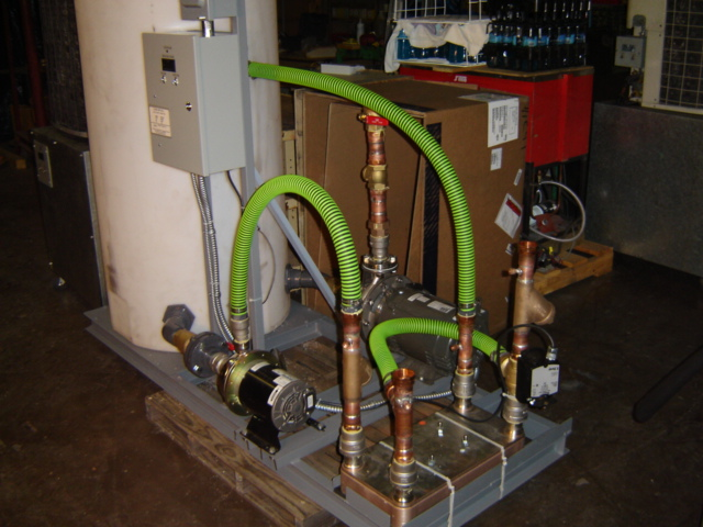 Glycol / Water Heat Transfer